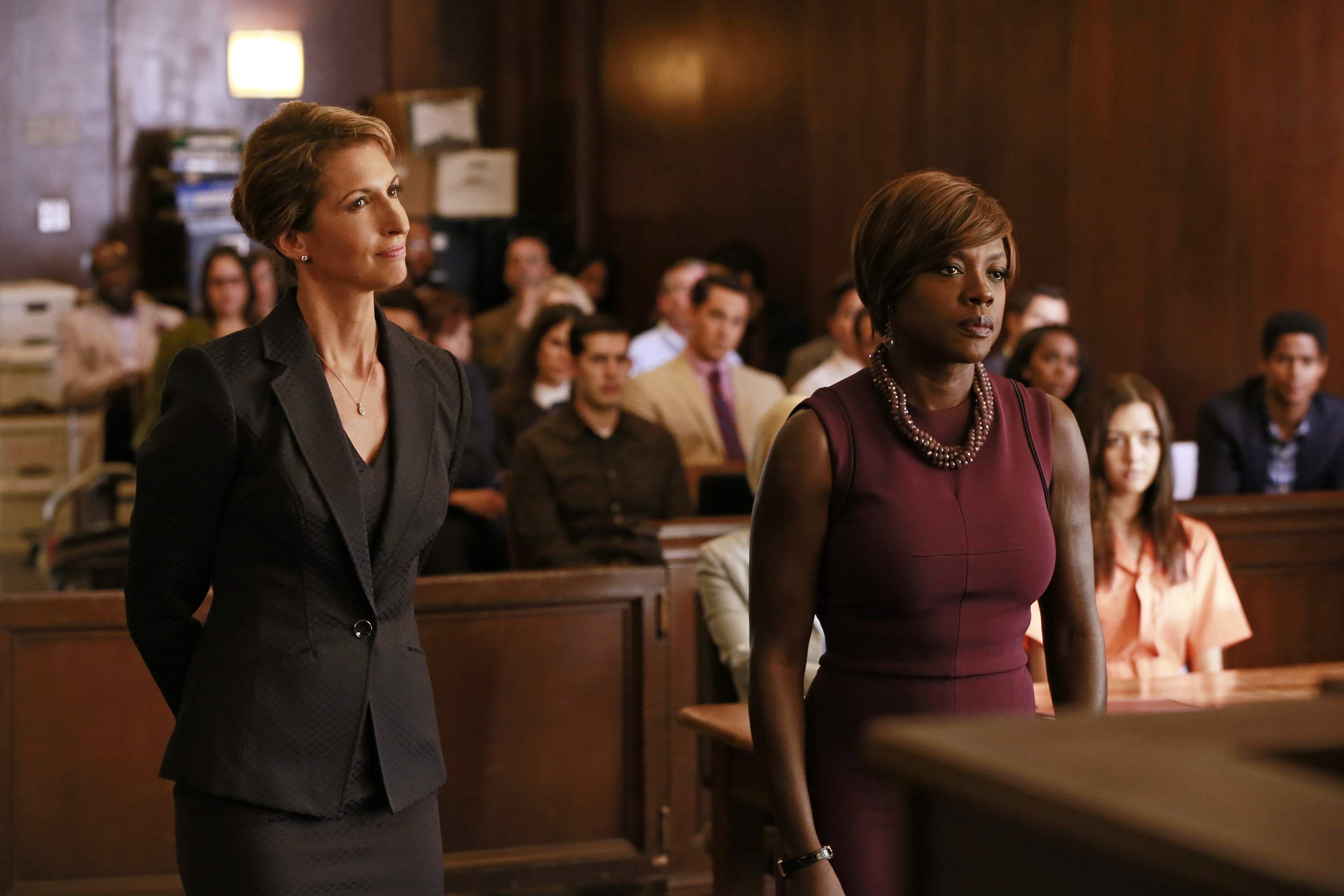 How To Get Away With Murder Processed  How_to_get_away_with_murder_3x01_annalise_class Alysia Reiner, Viola Davis,  Katie Findlay